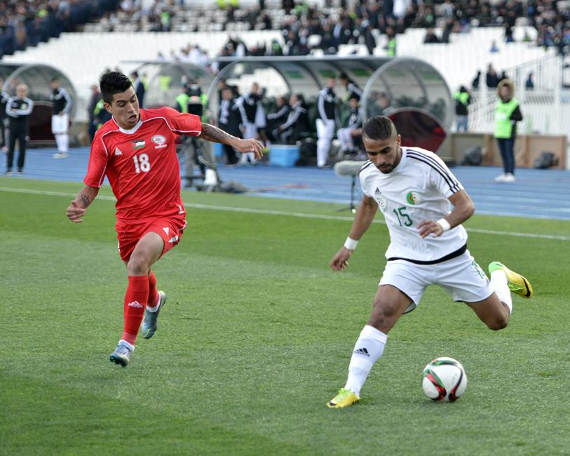 Algérie U23 - Palestine (0-1) - Ferhani Houari