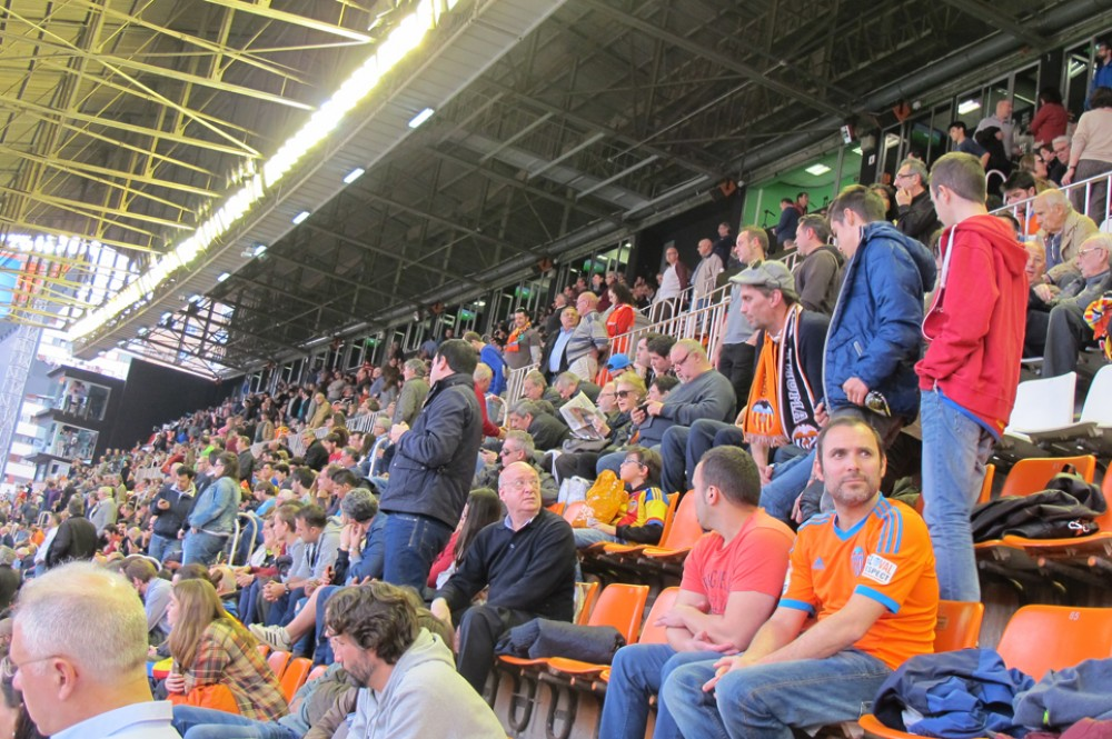 ?Mestalla et Paterna, plongée au cœur du FC Valence !