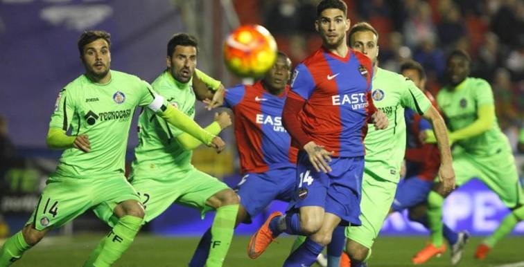 Officiel : Levante relégué en D2 espagnole !