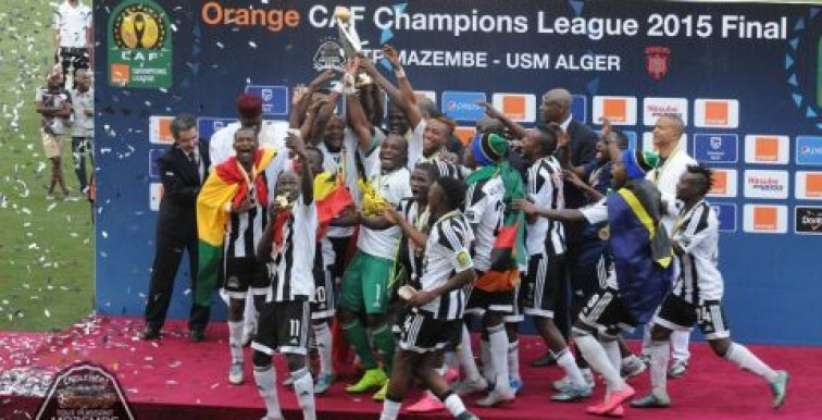 Super Coupe d'Afrique : Le TP Mazembe succède à l'ES Sétif