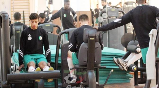 U20 – CAN 2017 : Algérie-Mauritanie en tour préliminaire
