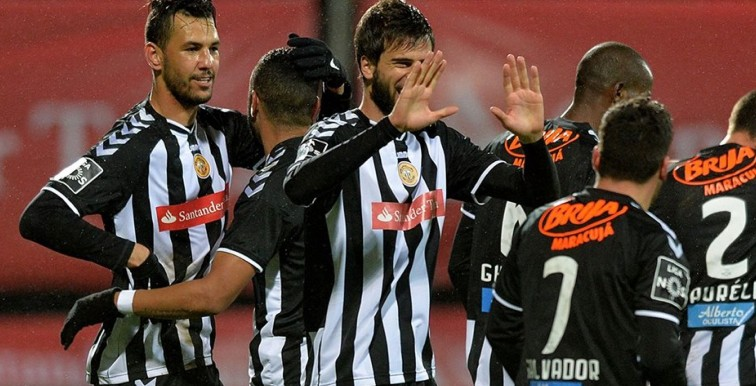 Nacional Madeira : Première victoire pour Belkaroui !
