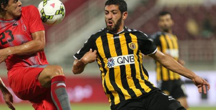 Mercato : Halliche prolonge avec le Qatar SC en D2 !