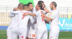 Amical : CA Bizertin – NA Hussein Dey le 9 janvier à Tunis