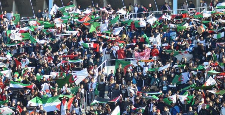 Algérie-Palestine : le public du 5 Juillet a encore dérapé !