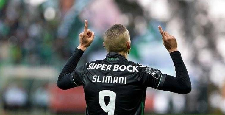 Meilleur joueur de Liga Nos : Slimani même pas nominé !