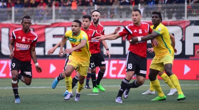 Ligue 1 – J14 : USMA-JSK en tête d'affiche de la journée