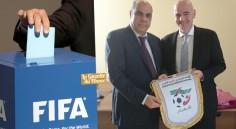 CAF : Raouraoua face à El Tashani (Libye) et Lekjaa (Maroc)