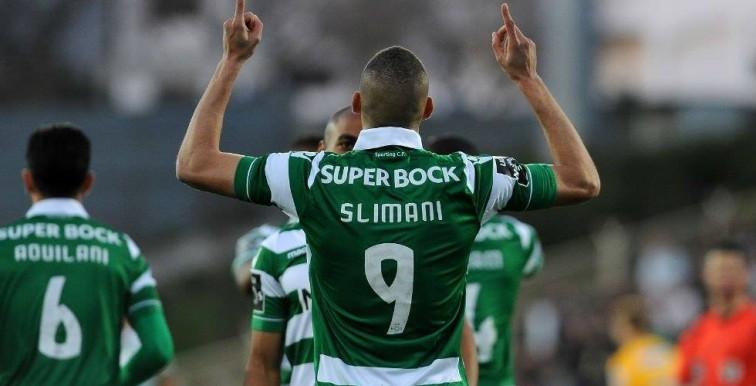 Mercato : Slimani avec Mahrez à Leicester ?