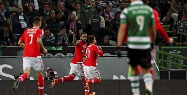 Portugal : le Benfica remporte le derby (1-0) !