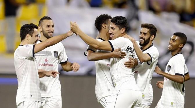 Qatar : Premier but de Bounedjah avec Al Sadd