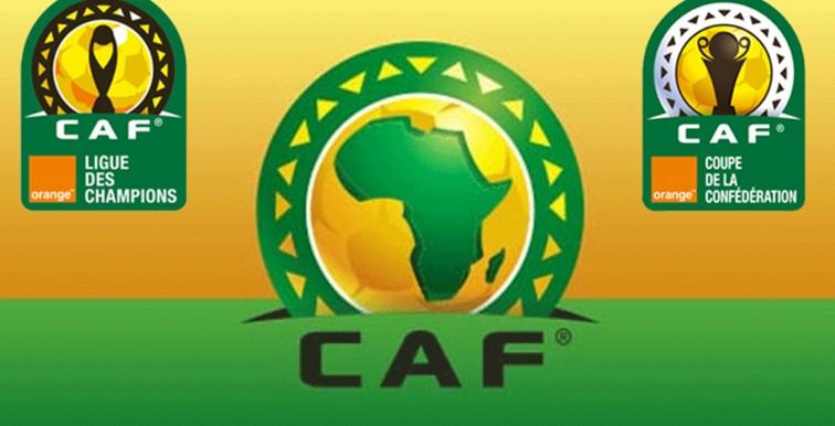 CAF : les clubs algériens reçus 4 sur 4 !