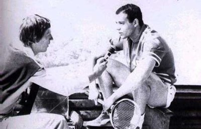 Karim Maroc interviewé par Johan Cruyff
