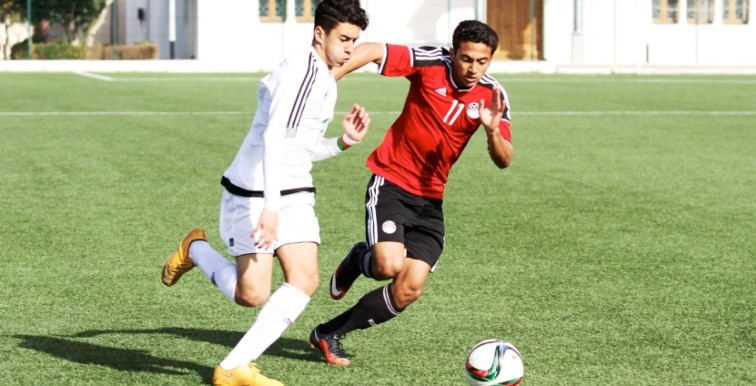 Amical U17 : défaite de l'Algérie face à l'Egypte (0-1)