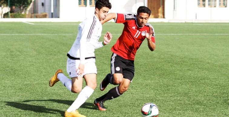 U17 : Maroc-Algérie (2-2) en match amical