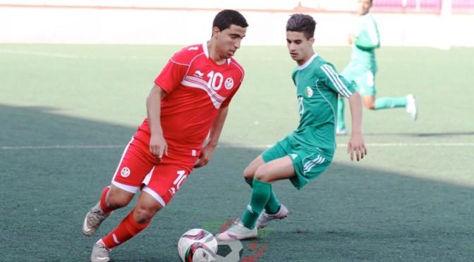 U17 : Deux matchs amicaux face à la Tunisie programmés