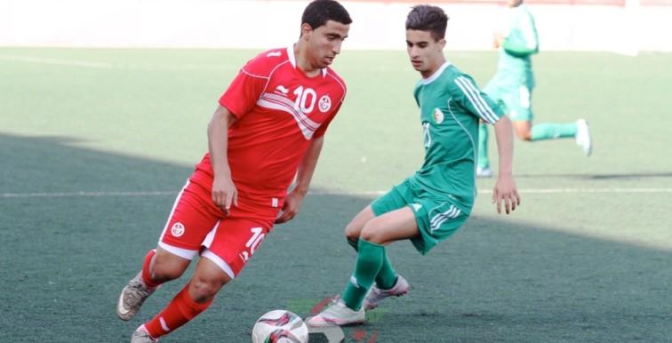 Amical U17 : victoire de l'Algérie face à la Tunisie (2-1)