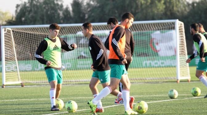 U20 : Mauritanie-Algérie le 22 avril à Nouakchott