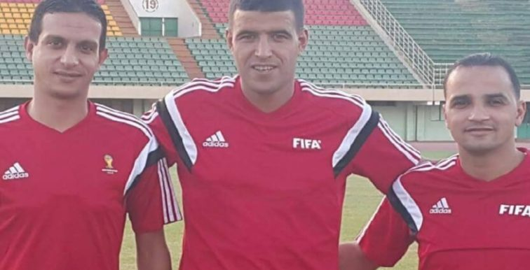 CAF : Abid Charef désigné pour un match en Éthiopie