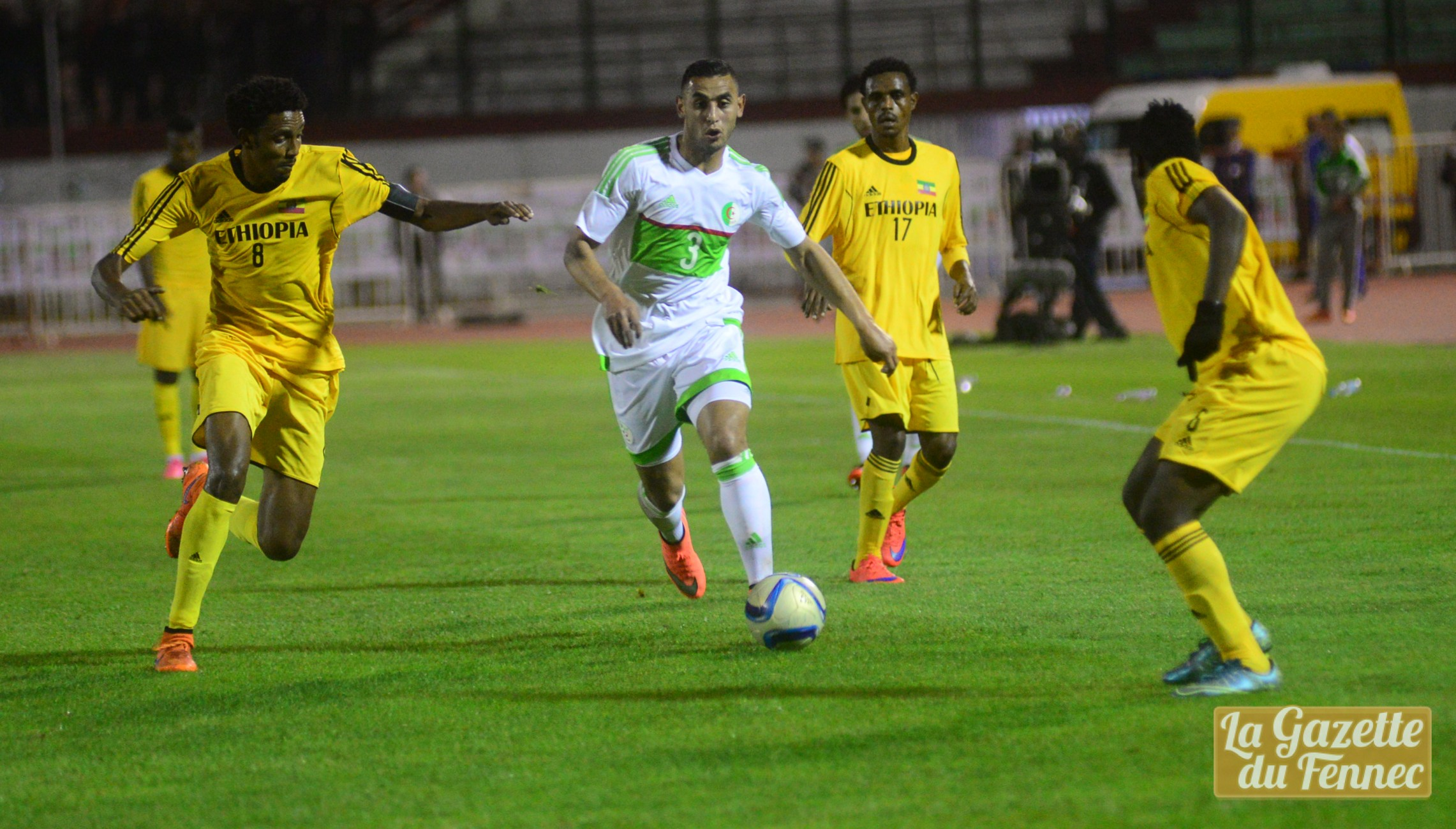 action faouzi ghoulam algerie ethiopie tchaker