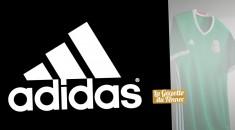 Le nouveau maillot Adidas de l'Algérie débarque le 15 mars à Alger !