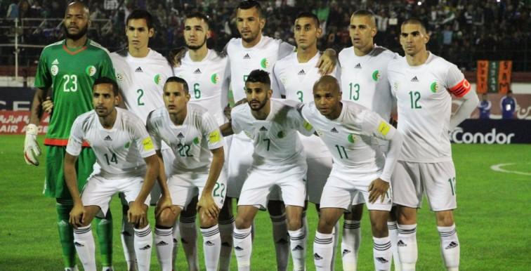 Liste des joueurs retenus pour les matchs face à l'Ethiopie