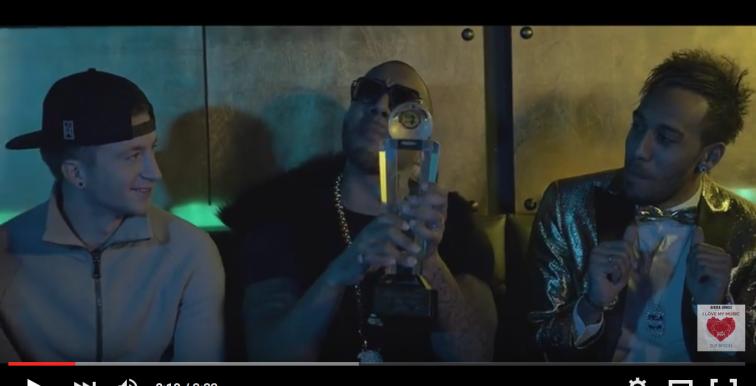 Aubameyang star d'un clip de rap algérien !