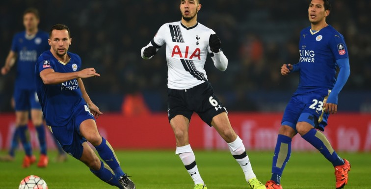 Tottenham : le prix de Bentaleb fixé à 10 millions de livres ?