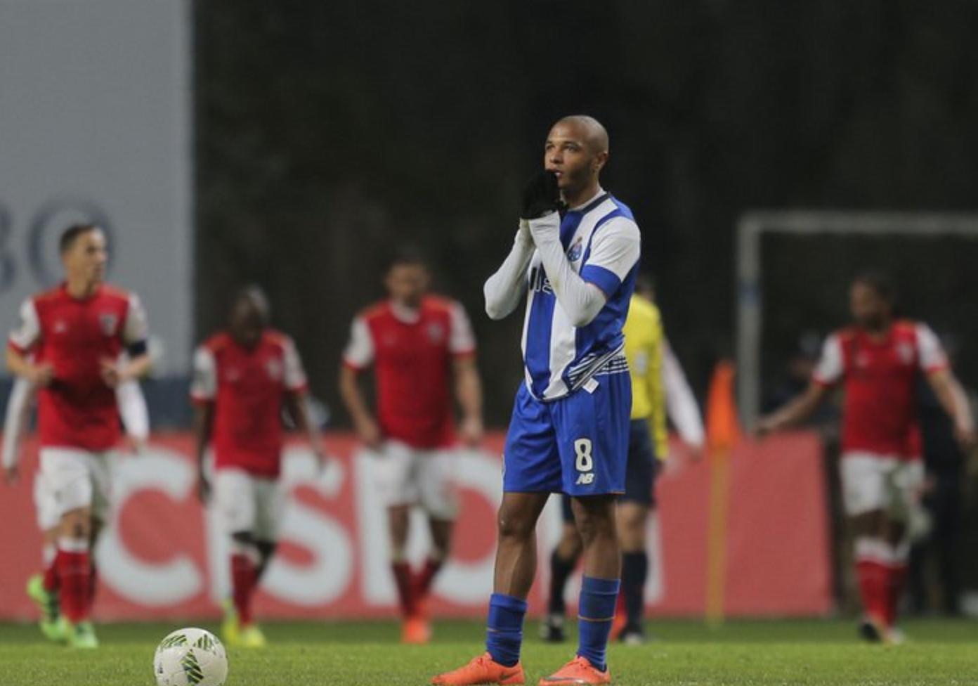 brahimi défaite face à Braga
