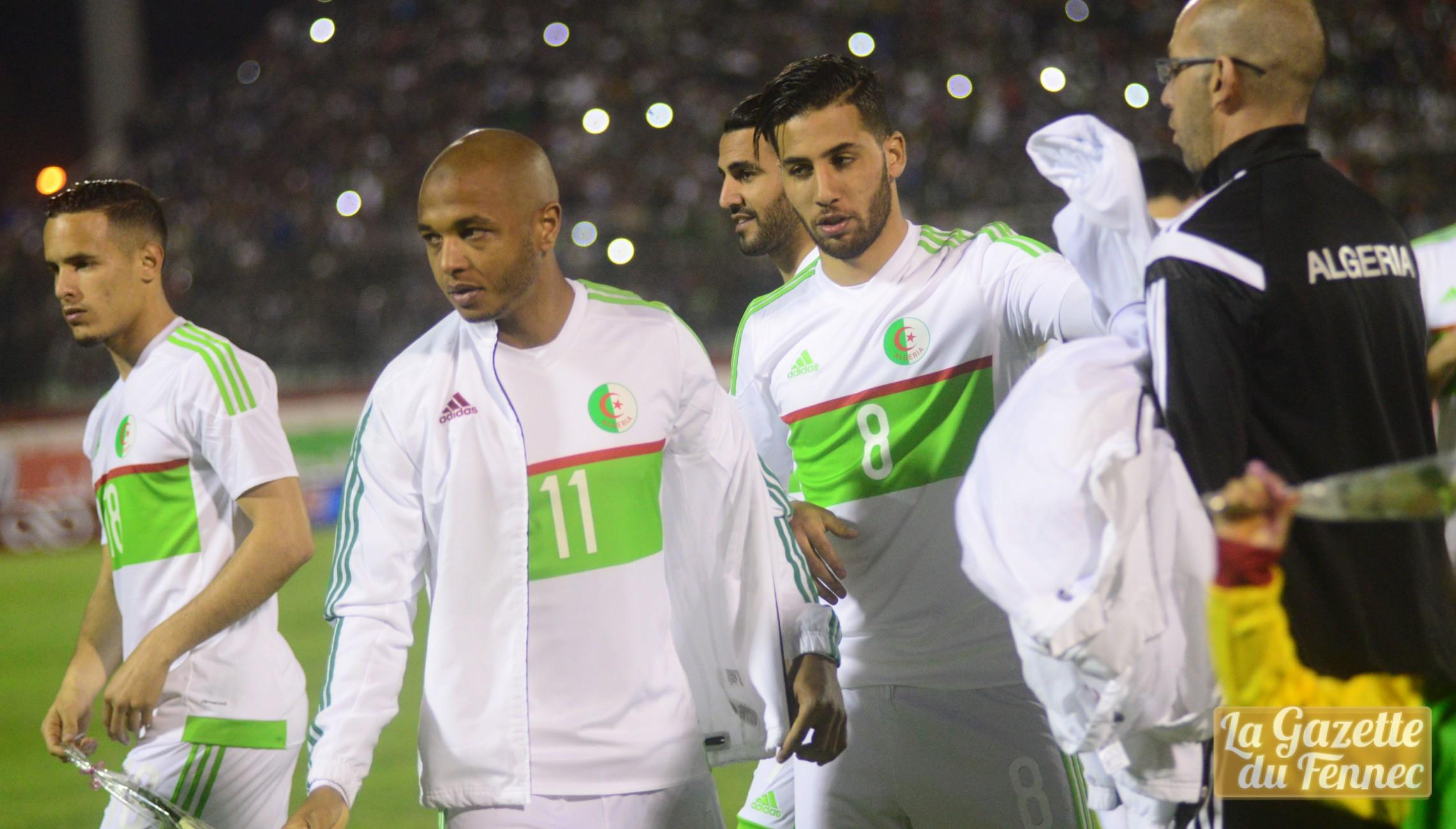 Yacine Brahimi L Algérie a aujourd hui une équipe tr¨s soudée