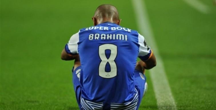 Brahimi ne jouera pas face à Belkaroui !