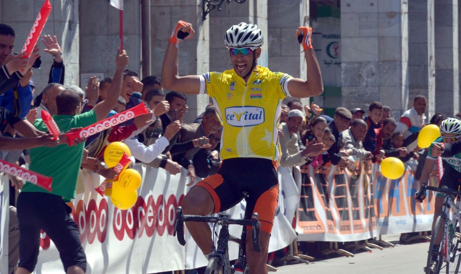cyclisme_tourd'algerie_maillot jaune
