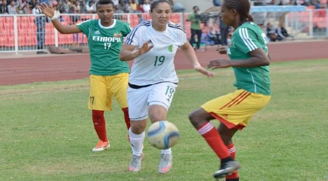 CAN 2016 Dames : Algérie-Kenya le 8 avril à Bologhine