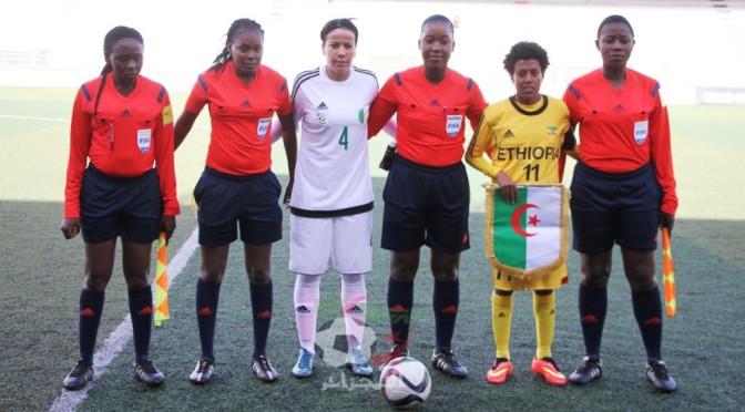CAN-2016 dames : Des arbitres ivoiriennes pour Ethiopie-Algérie