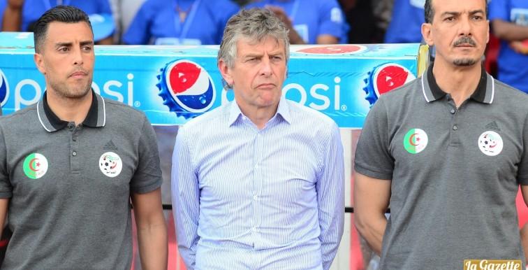 La FAF officialise le départ de Gourcuff…et Mansouri ?