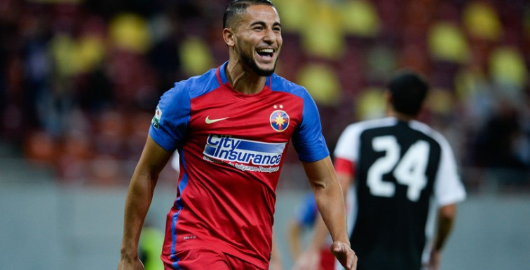 (Vidéo) très beau but signé Hamroun en Roumanie !