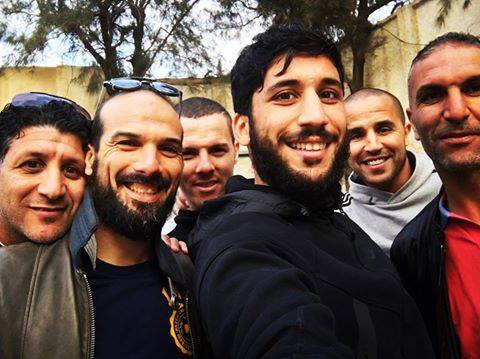 karaoui, mesbah, bougherra CAF C