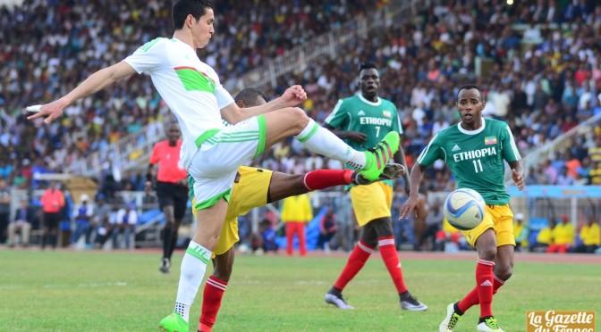 Ethiopie-Algérie (3-3) : Les Fennecs tenus en échec