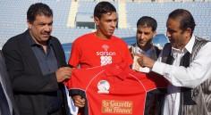 MC Oran : l'attaquant lybien Zaâbiya vers Al-Salimiya du Koweït