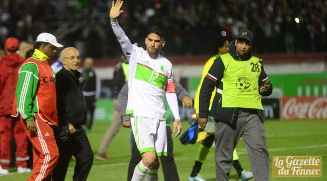 Madjer : «Medjani poursuivra au moins jusqu'à la CAN-2019»
