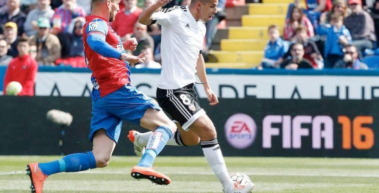 Derby de Valence : Medjani bat Feghouli (1-0)