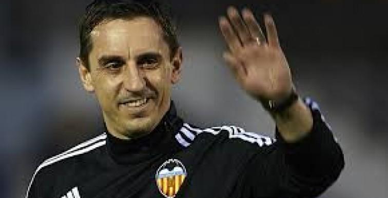 Gary Neville limogé par le FC Valence !