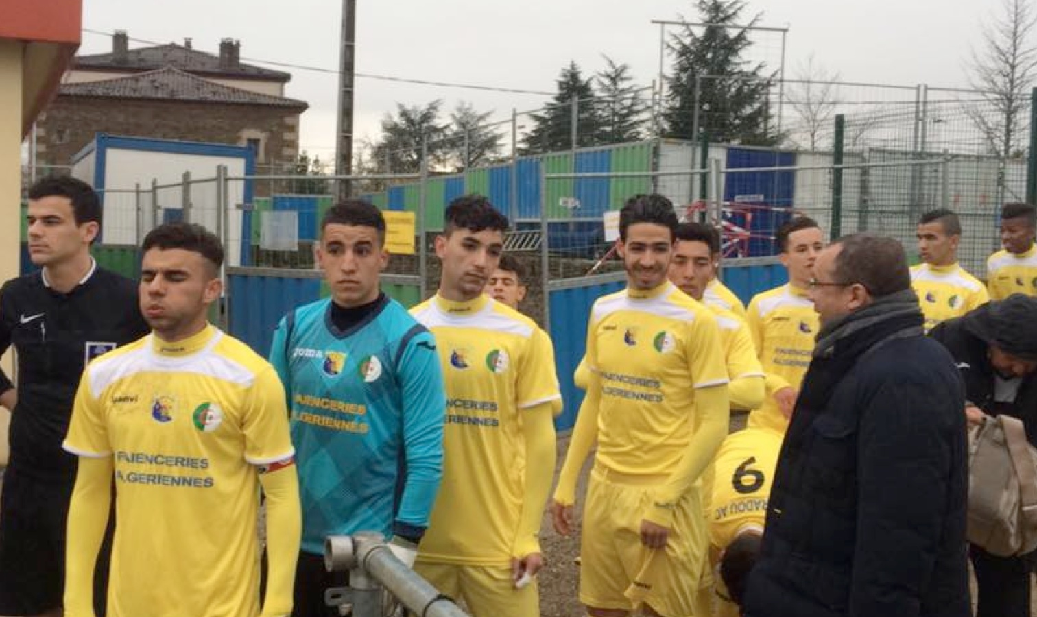 paradou AC U19 tournoi st etienne 2