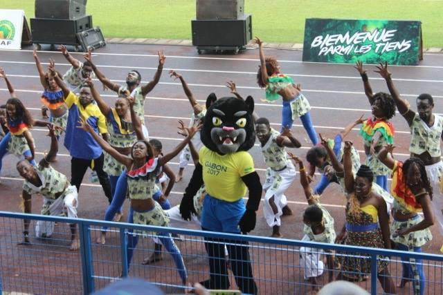 samba mascotte CAN 2017