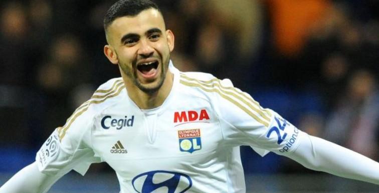 OL: Rachid Ghezzal, joueur du mois de mars !