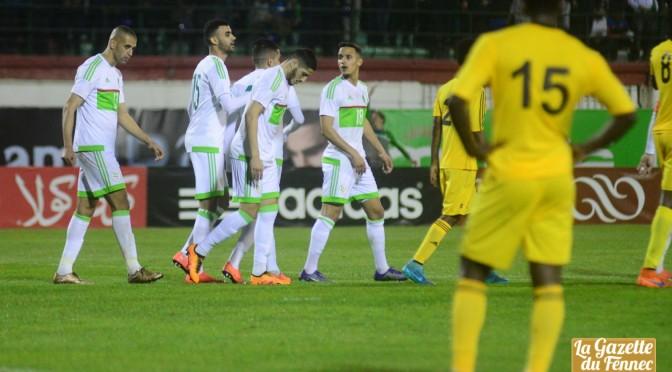 Algérie-Ethiopie (7-1) : le résumé et les buts de la rencontre !