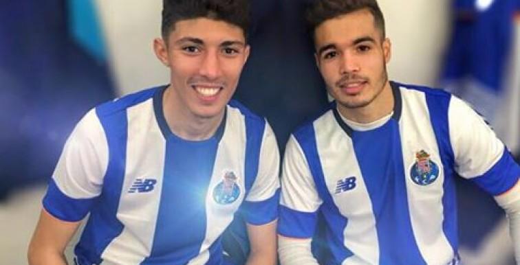 FC Porto : Nassim Zitouni chez les A !