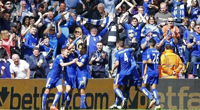 Leicester – West Ham(2-2) : Un scénario fou, fou, fou!