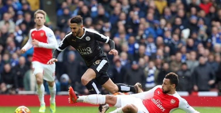 Arsenal prépare une offre pour Mahrez
