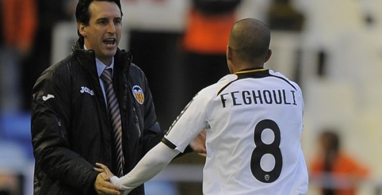 Mercato : Le FC Séville espère l'arrivée de Feghouli